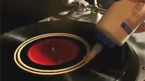 How To Clean A Vinyl Record With Glue