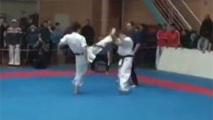 Epic Karate Knock Out