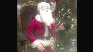 Santa Making Horny Sounds