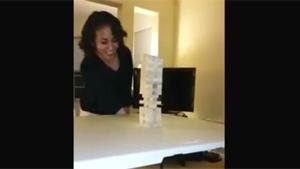 Epic Jenga Move