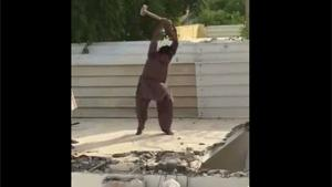 Dumb Demolition Fail