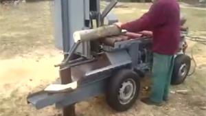 Cool Wood Cutting Machine