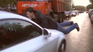 Don't Mess With Female Russian Drivers