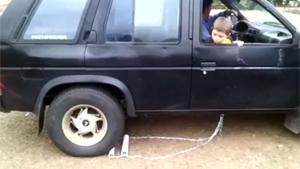 Fixing Stuck Reverse Gear