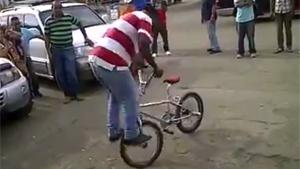 Cool Bike Stunt Act