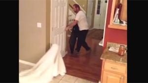 Ghost Prank Ends Wrong