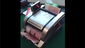 Chinese Money Counter Scam