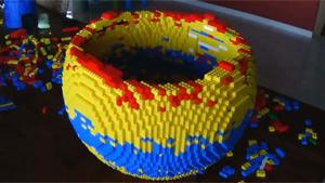 LEGO, toys, ball, building, kids, cool, LEGO ball,