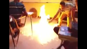Flammable Class Experiment