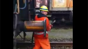 Shunter Takes A Hit