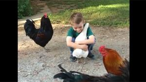 Kid Loves Chick