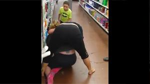 Bitchfight In Walmart