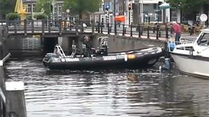Two Drunks In A Powerboat
