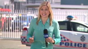 Tv Reporter Gets Bitten By Bull Ant