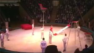 Circus Act Goes Horribly Wrong