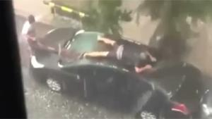 Protecting Car From Hail