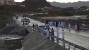 Saudis Wiped Out By Flood