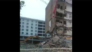 Stupid Demolition Fail