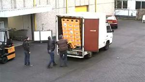 Beer Offloading Disaster