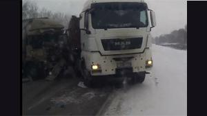 Russian Bumper Trucks