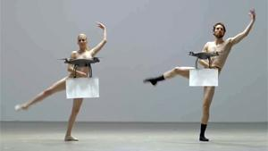 Censoring Drones At Ballet