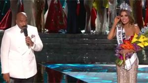 Awkward Fail At Miss Universe Pageant