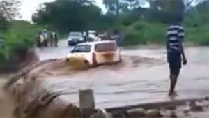 Driving Through Flood Fail