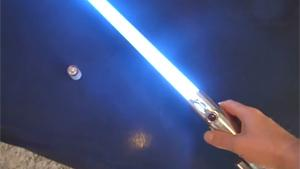 Amazing Lightsaber Project