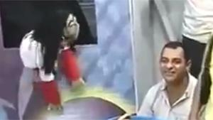 Puppet Gets Beaten Up On Live TV