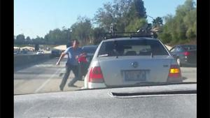 Road Rage Ends In Fight
