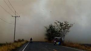 Driving Through Thick Smoke