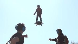 Flyboard Air, Test One!