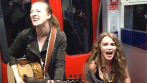 Passengers Bomb Live Performance On Metro