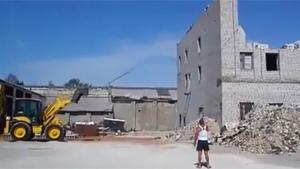 Unexpected Demolition Fail
