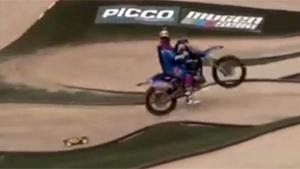 Dirtbike Vs Rc Car