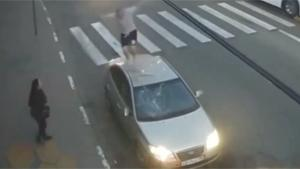 Crazy Russian Road Rage