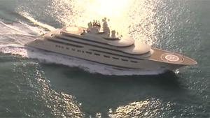 Building The Biggest Yacht In The World