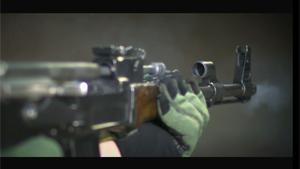 The AK-47 In Slowmotion