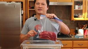 Sealing Food Without Vacuum Sealer