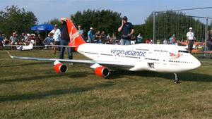 Biggest RC Plane In The World