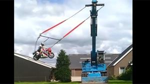 The Motorcyle Swing