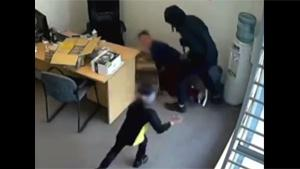 Six Year Old Takes On Armed Robber