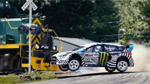 Burning Rubber With Ken Block