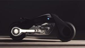 The Motorcycle Of The Future Is Here