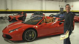 What 100k In Ferrari Options Buys You