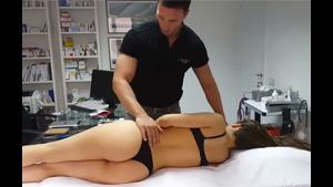 Chiropractor Makes Promo Video