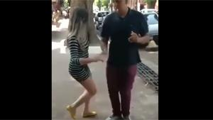 Epic Dancing Fail