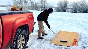 Skeet Shooting The Canadian Way