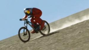 BMX Downhill Speed Record