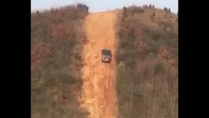 Hill Climb Ends Really Really Bad